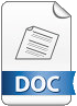 Convocatoria en formato doc